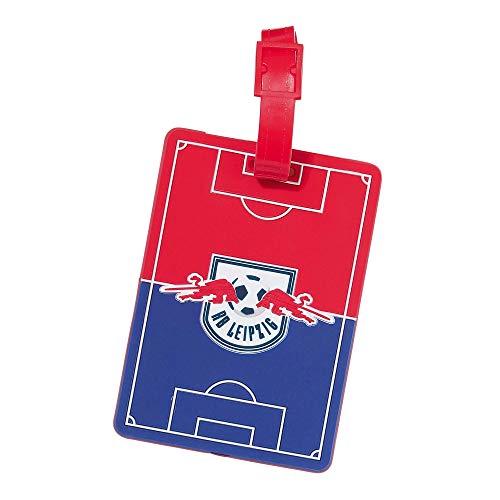 RB Leipzig Field Kofferanhänger, Blau Unisex One Size Gepäckanhänger, RasenBallsport Leipzig Sponsored by Red Bull Original Bekleidung & Merchandise