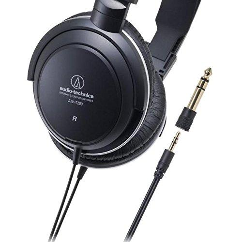 Audio-Technica ATH-T200 Black