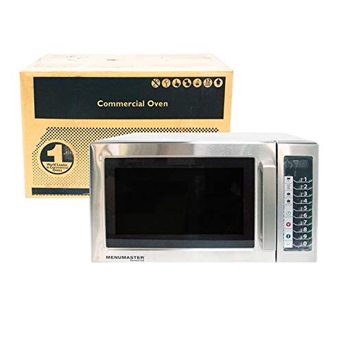 Menumaster Rcs511ts Commercial Passe au micro-ondes, 1100 W