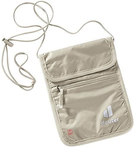 Deuter Unisex– Erwachsene Security Wallet II RFID BLOCK Brustbeutel, sand, One Size