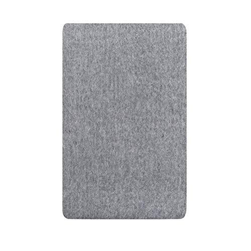 Macabolo Plancha de lana, resistente al calor, fieltro, plancha de lana prensada, estación de planchado para colchas