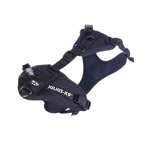 Julius-K9 Arnés Jk9 Mantrailing, Tamaño: S, Negro 200 g