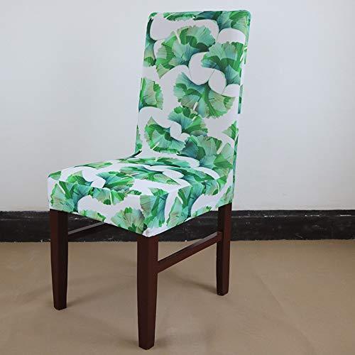 Xiaobyyao Hotelbankettdruck Strecke 35-48 45-55 Farbe 1,Stretch Stuhlhusse Set Graffiti Stuhlbezug Esszimmer Stuhl Abdeckungen für Haus Stuhl