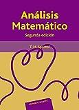Análisis matemático (2a Edición)