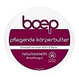 Naturkosmetik Body Butter mit Sheabutter für samtweiche, entspannte Haut