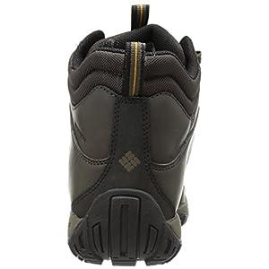 Columbia Men's Peakfreak Venture MID Waterproof Omni-Heat Hiking Boot, Cordovan, Caramel, 10 D US