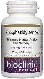 Phosphatidylserine 100Mg 60 Gels