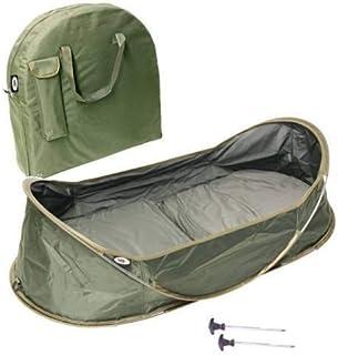 NGT Karpfen Grobfischen Isoliert Carry All Rigg Brieftasche /& Gerät Leine