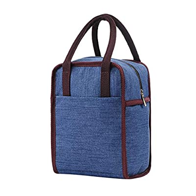 Lunch Bags, Large Capacity Thermal Insulated Lu...