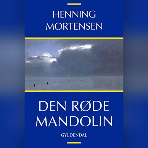 Den røde mandolin audiobook cover art