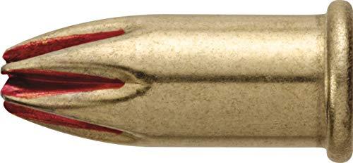 Hilti Powder Actuated Fastener Cartridge - .27 6.8/18 Long - Single - Yellow - Medium - Pack of 100 - 50316