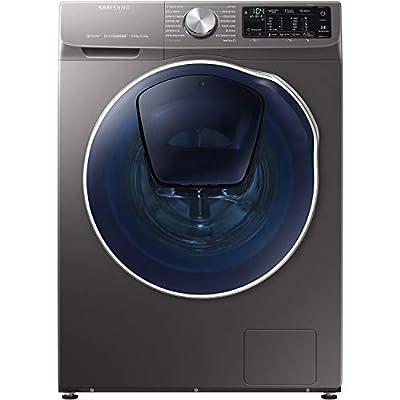 Samsung WD90N645OOX QuickDrive 9kg Wash 5kg Dry 1400rpm Freestanding Washer Dryer With AddWash - Graphite