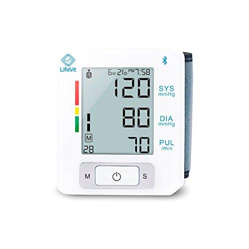 lifevit bpm-150–intelligente Handgelenk-Blutdruckmessgerät