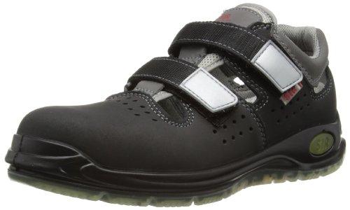 SIR Safety - Scarpe Camaro Black Sandal, Unisex adulto, Grigio (gris), 39.5