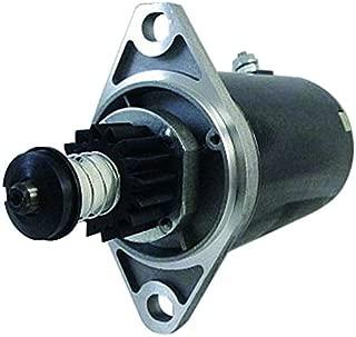 New Starter For 1975-1986 Onan Generator RV Emerald 191-2416 191-1630 191-2132 6019440-M030SM 6019440MO30SM 6091740MO30SM SM60194 SM60917