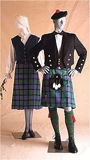 Folkwear 152 - Prince Charlie Jacket and Scottish Kilts Pattern for Men and Women