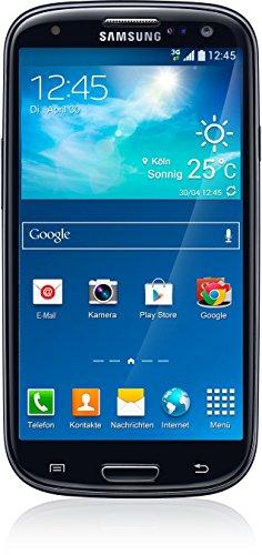 Samsung Galaxy S III Neo Smartphone (4,8 Zoll (12,2 cm) Touch-Bildschirm, 16 GB Speicher, Android 4.4) schwarz
