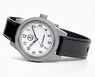 Q&Q Boys RP01J012Y Year-Round Analog Solar Powered Black Watch