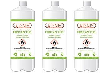 Best bio ethanol fireplace fuel Reviews