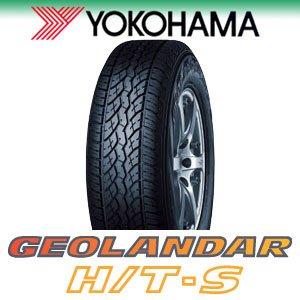 YOKOHAMA 245/60 R20 107H GEOLANDAR G051 H/T-S - 60/60/R20 107H - A/A/70dB - Pneu d'Eté