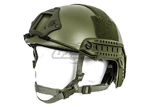 Lancer Tactical MH Ballistic Helmet (Foliage)