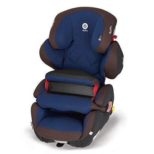 Kiddy g Guardianfix Pro 2 - Sillita de bebés para coche (sistema Isofix, grupo 1/2/3, de 9 a 36 kg, de aprox. 9 meses a aprox. 12 años) azul Oslo