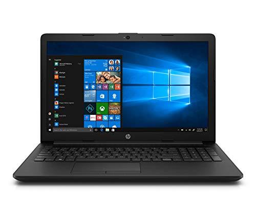 HP 15 10th Gen Intel Core i3 15.6-inch FHD Laptop (i3-1005G1/8GB/1TB/Win 10/MS Office/Jet Black/1.85kg), 15q-ds3001TU