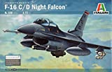 Italeri - I188 - Maquette - Aviation - F-16 C/D Night Falcon - Echelle 1:72