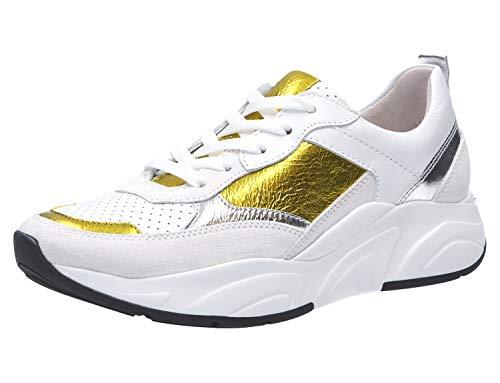 Kennel + Schmenger Damen Sneaker Schnürer 91.19640.669 weiß 589679