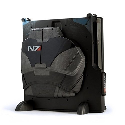 Calibur 11 - Carcasa Mass Effect 3 para PlayStation 3 , negro
