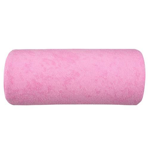 Frcolor Weiches Nagelkunst-Kissen für Nagelstudio, Handhalterung, Maniküre-Zubehör, Pink
