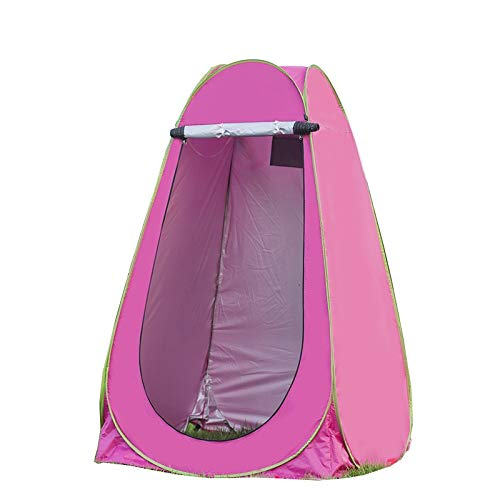 Cyiflg-yi Lopad-tent Pop Up Privacy Tent – Instant Portable Outdoor Shower Tent, Camp Toilet, Changing Room, Rain Shelter with Window – for Camping and Beach – Easy Set Up, Lightweight and Sturdy