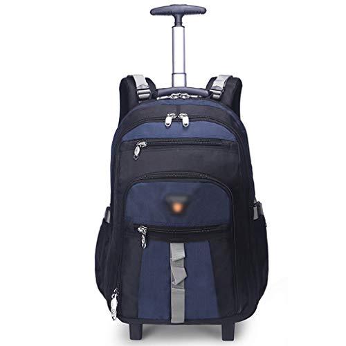 Trolley Tas, Business Trip Trolley Bag kleding schoenen Rugzak Defensie Splashing Waterstof Mute Pulley Ontwerp