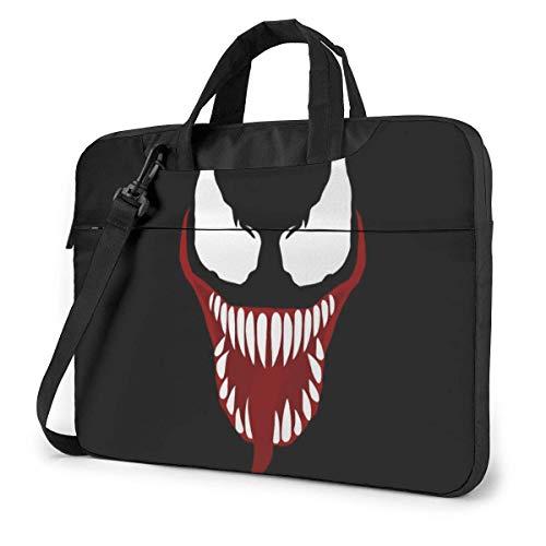 Hdadwy Cool Venom Laptop Sleeve Laptop Bag Tablet Briefcase Ultraportable Protective Handbag Oxford Cloth-for MacBook Pro/MacBook Air/Notebook Computer 13inch