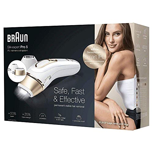 Depiladora láser Braun Silk Expert Pro 5 opiniones