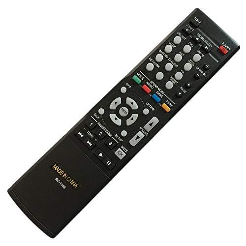 Calvas - Mando a distancia para Denon AV AVR-X510 AVR-1000 AVR-1010 AVR-1100 AVR-1200 AVR-X2100 AVR-2200 AVR-3000 AVR-4000 AVR-4100 AVR-5200