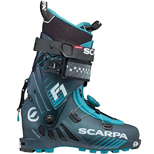 SCARPA F1 Alpine Touring Boot Anthracite/Ottanio, 27.0