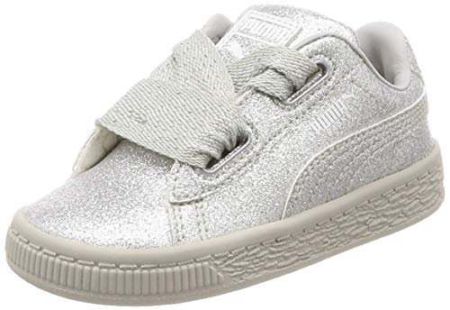 Puma Basket Heart Holiday Glamour 36763203, Deportivas - 25 EU