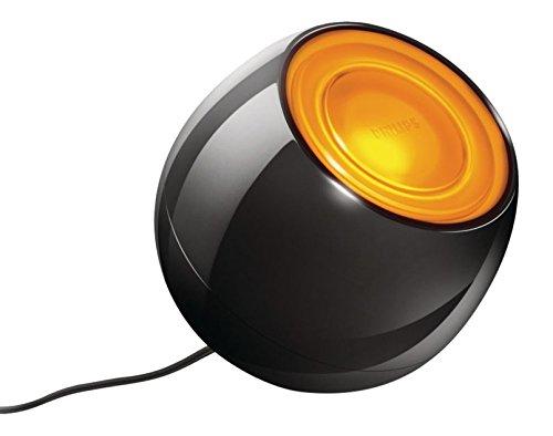 Philips LivingColors Mini glänzend schwarz 6915030PH–Lampe LED (schwarz, 140mm, 150mm, 150mm, 780g)