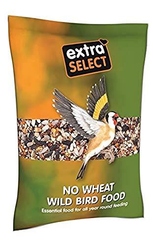 Extra Select No Wheat Wild Bird Food, 1 kg