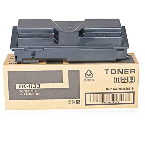WBZD - Scatola di toner compatibile per stampanti laser Kyocera FS 1030 MFP 1130MF 1030MF, 3000 pagine, colore: Nero