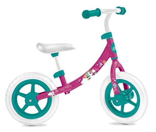 Mondo 28480 Bicicleta sin Pedales Unicornio 61x24x16cm, Vari