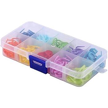 1 caja de imperdibles de seguridad de color caramelo con clips seguros para el cuidado del bebé, para la ducha, broche de broche: Amazon.es: Iluminación