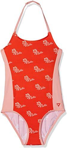 Scotch /& Soda Allover Printed Bikini with Sporty Elastic Culotte Fille