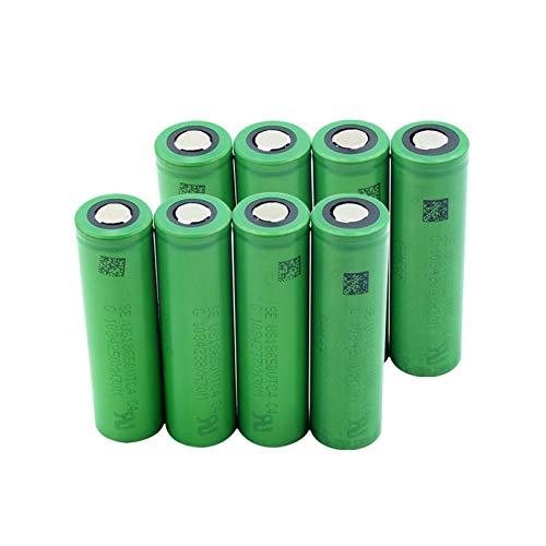 yfkjh Batería AAA Ni-MH De 1.2v 1000 Mah, BateríAs Recargables De Alta Descarga, Batería De Gran Corriente + Bricolaje para Teclado MP3 8PCS