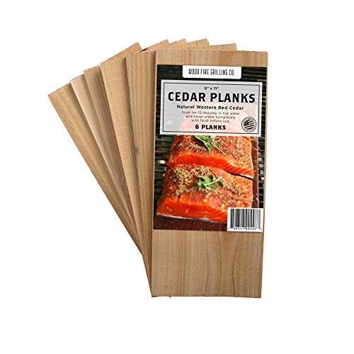 cedar plank grill - 2
