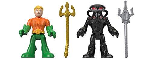 Imaginext - DC Superfriends - Aquaman & Black Manta 1