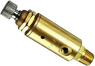 3 scfm @ 50 psig Plastic Knob 10-40 psig Cartridge Mount Clippard MAR-1RK-4 Pressure Regulator 5 scfm @ 100 psig