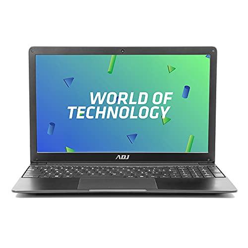 ADJ J-Book Notebook Display 15.6' Full HD IPS, Processore Intel N4020 Fino a 2.8GHz, 256 GB SSD M.2, RAM 8 GB, Mini Hdmi, Webcam, Wi-Fi, Bluetooth, Lettore Card, Windows 10, Garanzia ITALIA