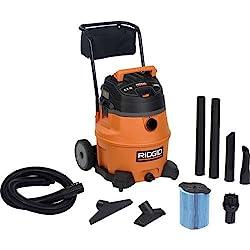Ridgid 16 Gallon 6.5 HP Wet/Dry Vacuum With Cart